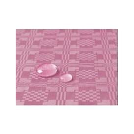 Tafelkleed rol Waterdicht roze 1,2x5m (1 stuk)