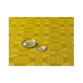Tafelkleed rol Waterdicht geel 1,2x5m (1 stuk)