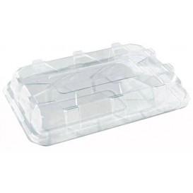 Couvercle Plastique Transp. pour Plateau 350x240mm (25 Utés)