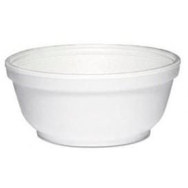 Bol en Foam Blanc 8OZ/240 ml Ø11cm (1000 Unités)