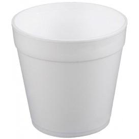 Schuim Container wit 32Oz/950ml Ø12,7cm (500 stuks)