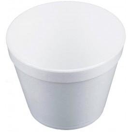 Schuim Container wit 24Oz/710ml Ø12,7cm (25 stuks)