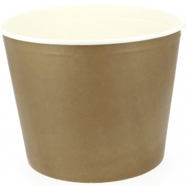 Container de Poulet Frit 5100ml (25 Unités)
