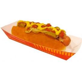 Barquette HOT DOG 17,0x5,5x3,8cm (1.000 Utés)