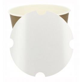 Papieren Deksel voor Gebraden Kip Emmer 3990ml (100 stuks)