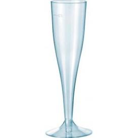 """Plastic fluit Mousserende Wijn 115ml 1P """"Premium"""" (10 stuks)"""