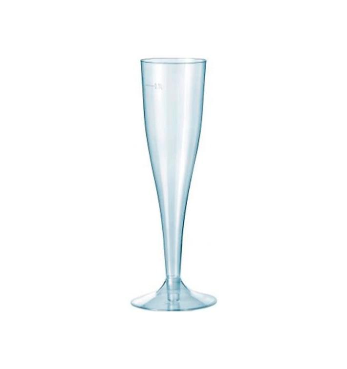 Flûte PREMIUM pour Champagne ou Vin 115ml (10 Unités)