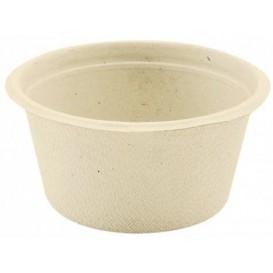 Gobelet Bio en Canne à Sucre Blanc 55ml (50 Unités)