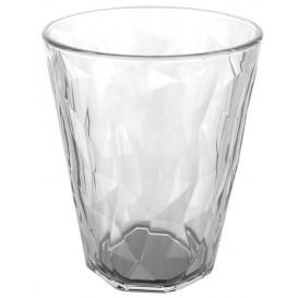 "Plastic glas SAN Herbruikbaar ""Rox Ice"" transparant 340 ml (120 stuks)"
