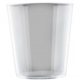 Plastic beker SAN Herbruikbaar Kegel vormig 400 ml (144 stuks)