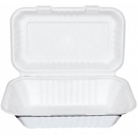 Boîte Canne à Sucre Blanc 165x225x64mm 1000ml (200 Utés)