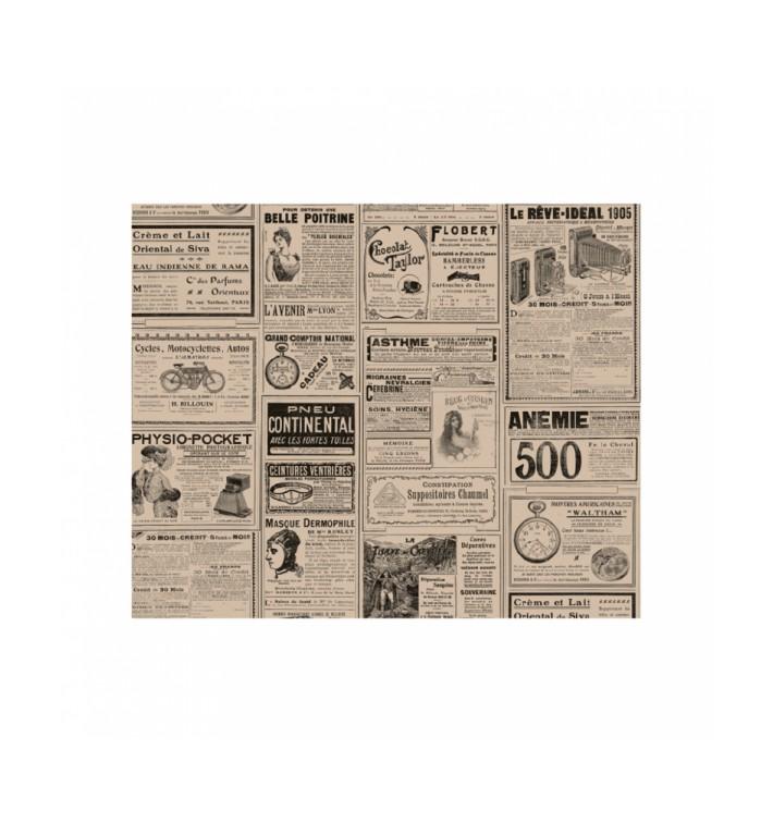 Papier Ingraissable Kraft Times 31x38cm (1000 Utés)