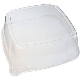 Couvercle Plastique pour Plateau 27x27x8cm (25 Utés)