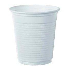 Plastic PS beker Vending wit 166ml Ø7,0cm (100 stuks)