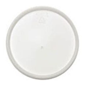 Couvercle Plastique pour Gobelet Isotherme Ø12,7cm (500 Utés)