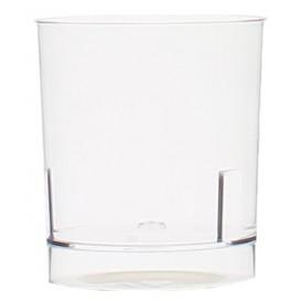 Plastic PS Shotje Geïnjecteerde glascider 33 ml (1008 stuks)