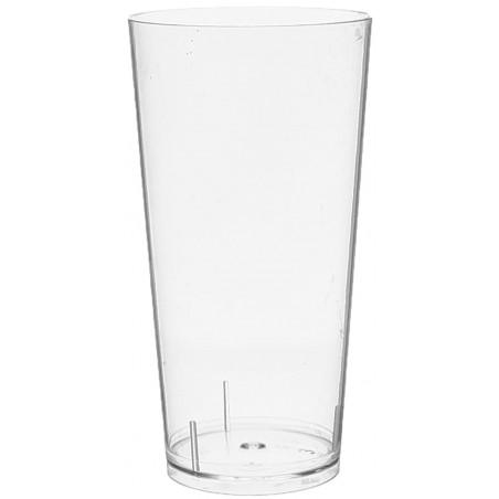 Verre Plastique Dur Dégustation Vin 90ml (13 Unités)
