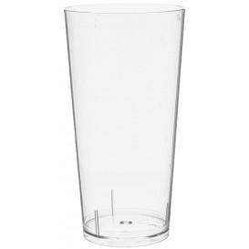 Plastic PS proefbeker Kristal 90 ml (1001 eenheden)