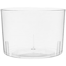 Plastic PS Wijn glas  Geïnjecteerde glascider 220 ml