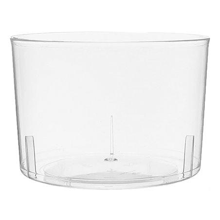 Verre Plastique Dur Bodega Transparent 220ml (12 Unités)