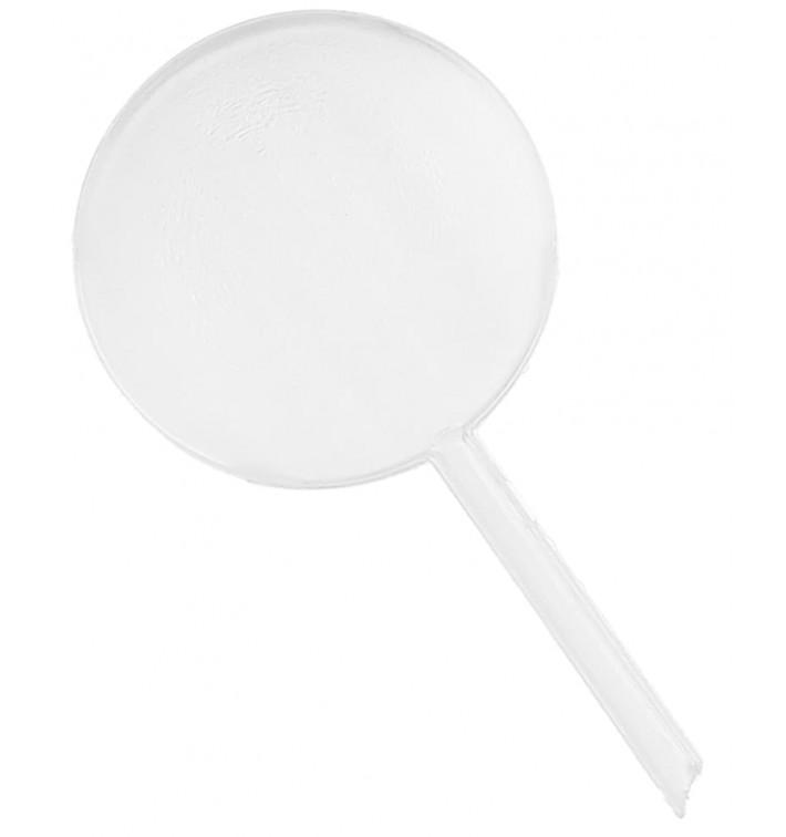 Pipette en Plastique pour Catering 2ml Ø2,8x5,5cm (25 Utés)