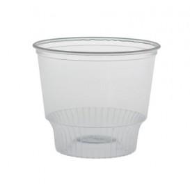 Plastic PET Container Kristal Solo® 12Oz/350ml Ø9,8cm (50 stuks)
