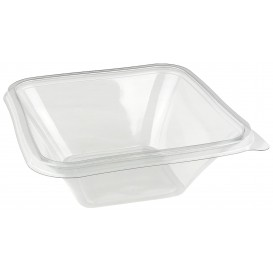 Bol en Plastique PET Impression 750ml 170x170x60mm (50 Utés)
