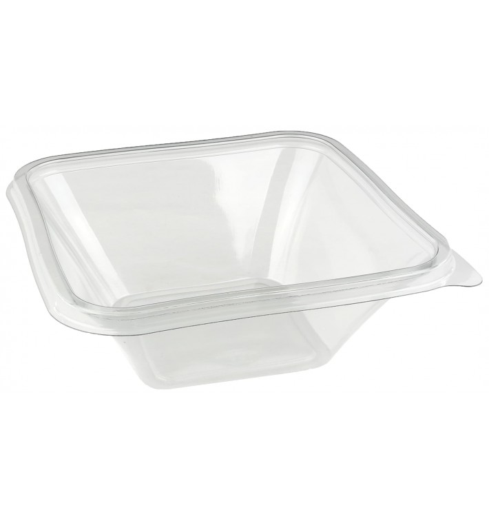 Bol en Plastique PET Impression 750ml 170x170x60mm (300 Utés)