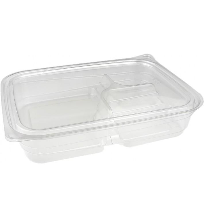 Récipient Plastique PET 3C 700ml 22x16x4cm (75 Utés)