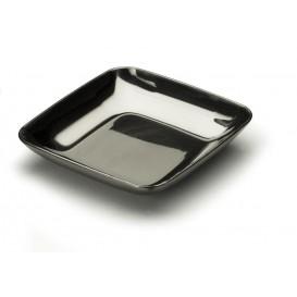 Kit Dégustation Plastique Assiette et Plateau (20 Kits)