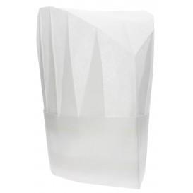 Toque en TST Continental Blanc (100 unités)