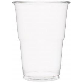 Gobelet Plastique PET Cristal 490 ml Transparent (60 Unités)