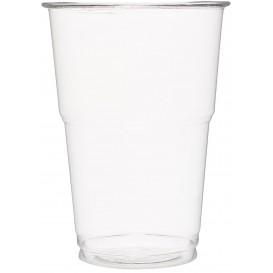 Plastic beker PET Kristal transparant 350 ml (50 stuks)