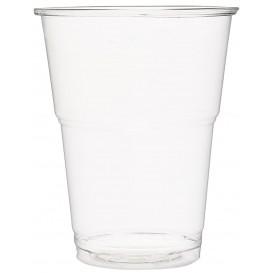 Plastic beker PET Kristal transparant 285 ml (1150 stuks)