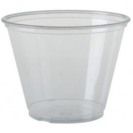 Plastic beker PET Kristal Solo® 9Oz/266ml Ø9,2cm (1000 stuks)