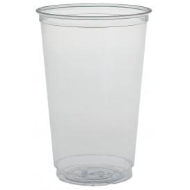 Plastic beker PET Kristal Solo® 20Oz/592ml Ø9,2cm (50 stuks)
