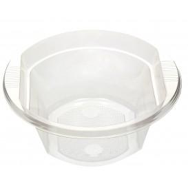 Bol Plastique PS Transparent 630ml (10 unités)