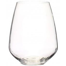 "Plastic Proeving glas PS ""Poire"" transparant 130ml (150 stuks)"