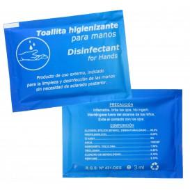 Lingettes Désinfectantes (Boîte 100 Unités)