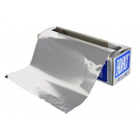Aluminium folie wrap met Dispenser Box 30cmx300m 3Kg (1 stuk)