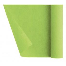 Papieren tafelkleed rol limoengroen1,2x7m (1 stuk)