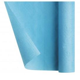 Nappe en Papier en Rouleau Bleu Clair 1,2x7m (25 Utés)