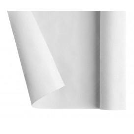 Nappe en Papier en Rouleau Blanc 1,2x7m (1 Uté)