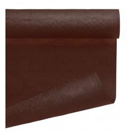 Nappe en Papier en Rouleau Chocolat 1,2x7m (25 Utés)