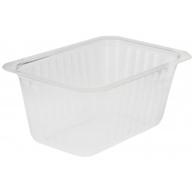 Plastic deli Container PP hittebestendig 370ml (100 stuks)