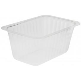 Barquette Plastique THERMO-SCELLABLE 500ml (1.200Utés)