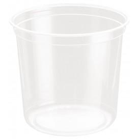 Récipient Plastique rPET DeliGourmet 24Oz/710ml (500 Utés)