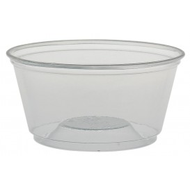 Plastic PET Container Kristal Solo® 5Oz/150ml Ø9,2cm (1000 stuks)