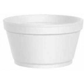 Pot en Foam Blanc 12 OZ/355ml Ø11,7cm (25 Unités)
