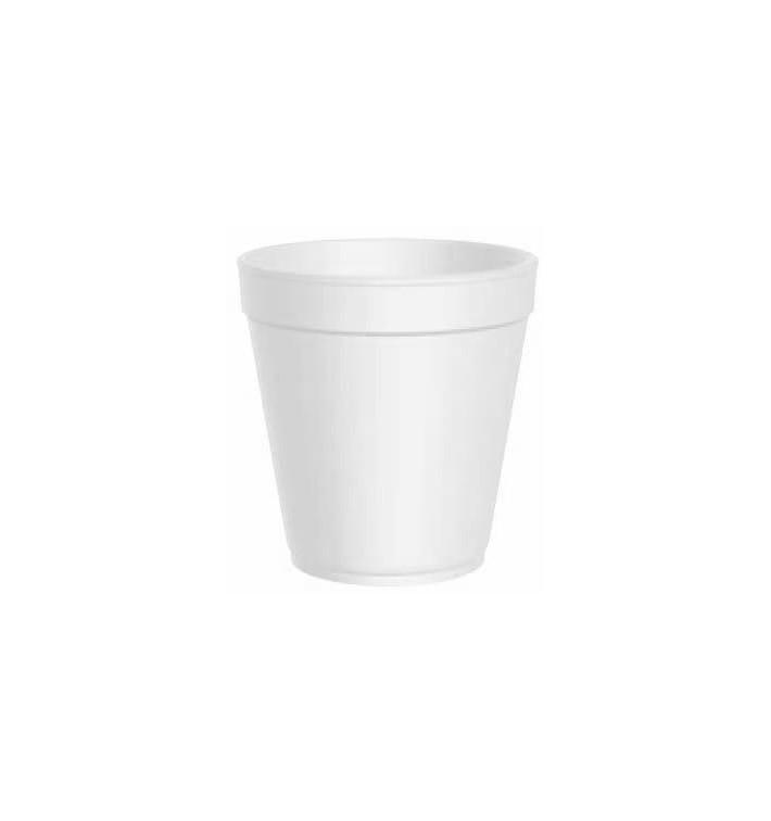 Pot en Foam Blanc 24 OZ/710ml Ø11,7cm (25 Unités)